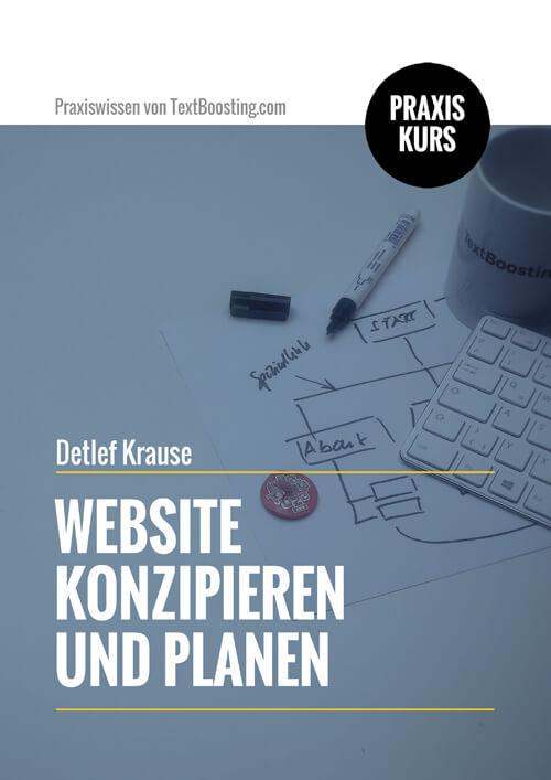 PraxisKurs: Website konzipieren und planen
