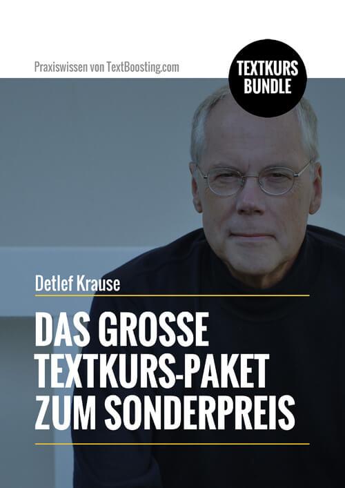 Textkurs-Bundle