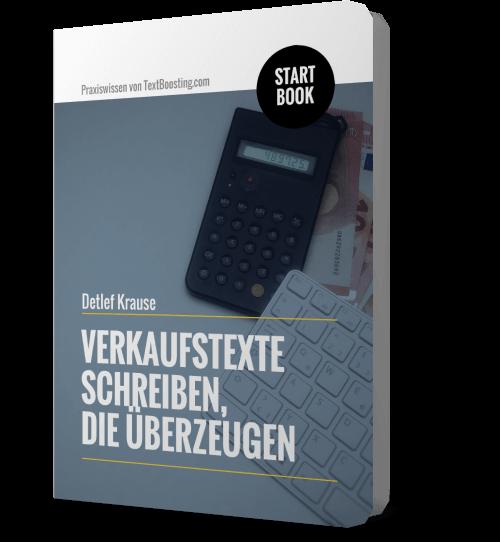 StartBook: Verkaufstexte schreiben, die überzeugen