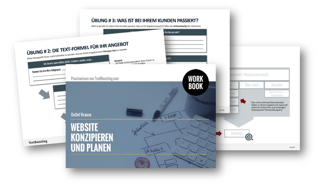 WorkBook: Website konzipieren und planen